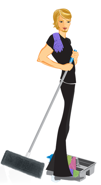 PoshPolish - Brisbane's environmentally-friendly home cleaning service.